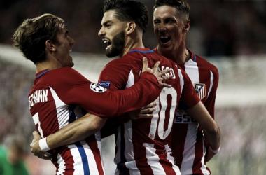 Atlético vence Valência // Foto: Facebook do Atlético de Madrid