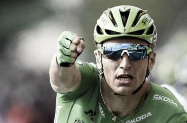 Kittel tem a camisola verde praticamente garantida // Fonte: Cycling News