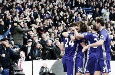 Cahill festejou o segundo tento da partida // Foto: Facebook do Chelsea Football Club