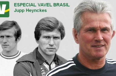 Jupp Heynckes e sua carreira vitoriosa como jogador e técnico (Arte: Rafael Mateus/VAVEL Brasil)