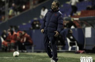 Joaquín Caparrós | Foto: Carla Cortés (VAVEL)