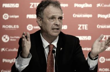 El Sevilla FC no saldrá de la ciudad en lo que queda de Liga