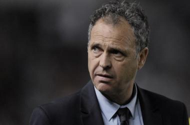 Joaquín Caparros coge el mando del equipo