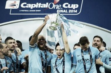 Sorteada la segunda ronda de la Capital One Cup