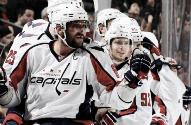 Alexander Ovechkin y los Washington Capitals | http://nhl.nbcsports.com/