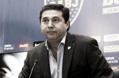 El presidente de Boca considera que Gago estará en el Xeneize el próximo Lunes