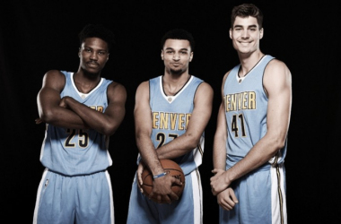 Los jóvenes de Denver Nuggets son la pieza secreta del equipo
