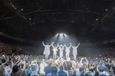 Backstreet Boys: tras pasar por España siguen con su gira europea