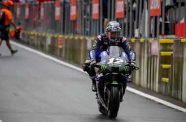 Viñales sancionado por Yamaha: se pierde el GP de Austria