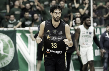 El Iberostar Tenerife vence al Avellino en un final de infarto