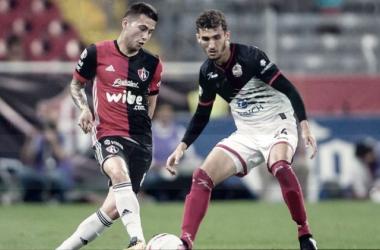 Los goles del encuentro cayeron en los tres minutos finales | Foto: Atlas FC