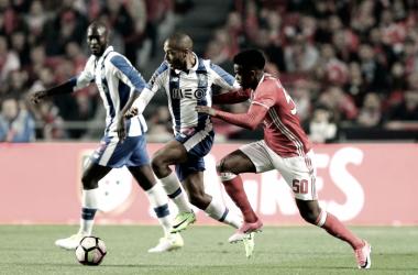 O Benfica e o Porto não foram além da igualdade a uma bola // Foto: Facebook do FC Porto