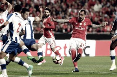 O título de Campeão Nacional ainda está por decidir // Foto: Facebook do SL Benfica