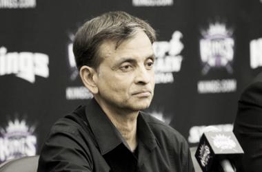 Vivek Ranadive, propietario de los Sacramento Kings (Foto: James Ham)