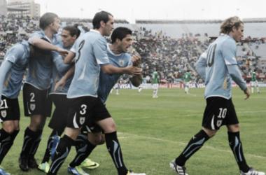Uruguay - Irlanda del Norte: calentando motores sin Luis Suárez