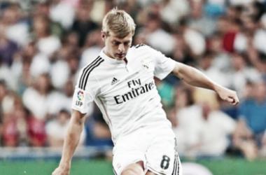 Toni Kroos, en la ida de la Supercopa de España | Foto: Real Madrid