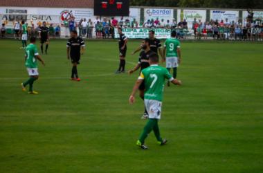 Racing de Ferrol - Astorga: duelo con objetivos bien dispares