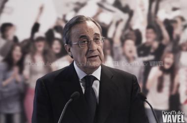 """Florentino Pérez: """"La unidad es nuestra mayor fortaleza"""""""