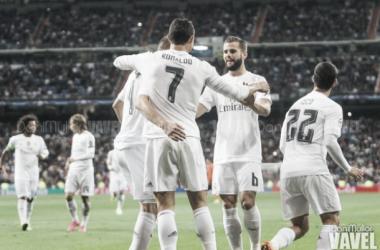 Resultado Malmö - Real Madrid en la Champions League 2015 (0-2)