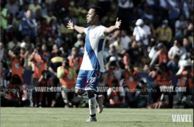 'Paco' Torres pretende seguir vistiendo la camiseta de 'la Franja' (Foto: Rodrigo Peña | VAVEL México)