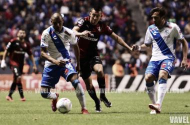 Jerónimo Amione ya se prepara junto al resto del plantel de cara al Apertura (Foto: Rodrigo Peña |VAVEL México)
