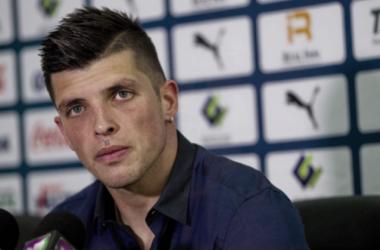 """Tiago Volpi: """"Siempre es importante puntuar"""""""