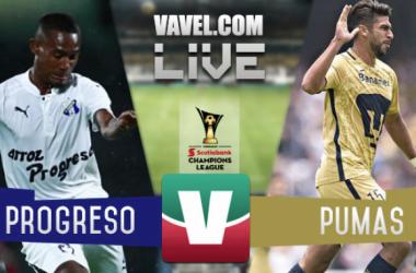 Pumas pierde el invicto en la Liga de Campeones de la CONCACAF