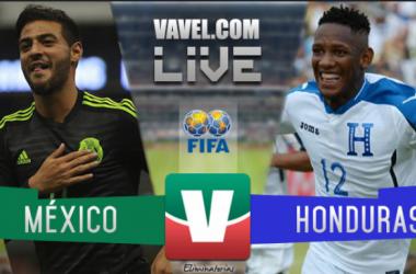 Resultado del partido México 3-0 Honduras del Hexagonal Final de la CONCACAF2017