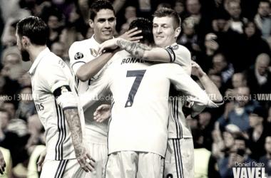 El Real Madrid, protagonista en las nominaciones a los premios por posiciones de la Champions con 7 jugadores. / Foto: Daniel Nieto (VAVEL)