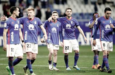 Sin goles es imposible ganar | Imagen: Real Oviedo