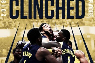Los Pacers disputarán los playoffs por tercer año consecutivo