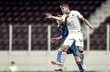 Gran actuación de Lucas en su debut como titular con Francia