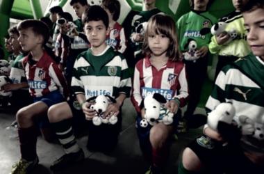 Las estadísticas del Atlético de Madrid - Sporting de Portugal