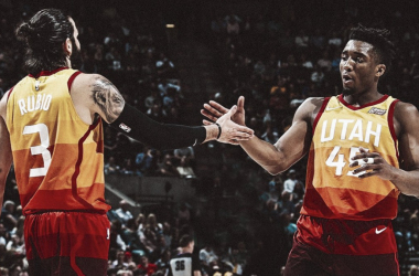 Utah Jazz saca el billete para los playoffs
