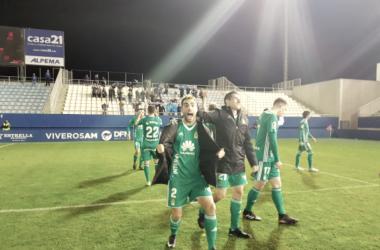 En la primera vuelta se conquistó Lorca | Imagen: Real Oviedo