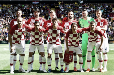 Análisis táctico de Croacia 2018: dominar el centro del campo