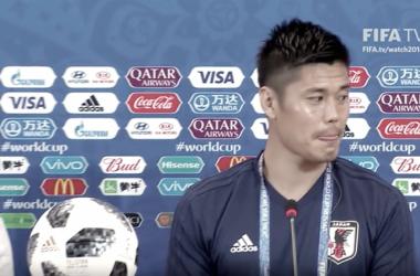 """Eiji Kawashima: """"Me gustaría mejorar lo que hice en el último partido"""""""