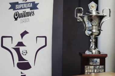 La Superliga le responde a Huracán. FOTO: sanlorenzo