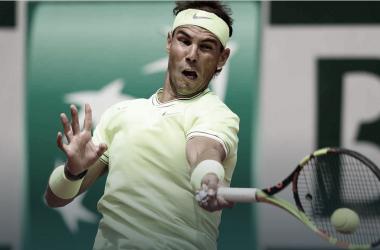 Rafa Nadal en Roland Garros 2019 | Foto: Getty Images