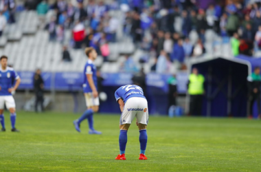 El Real Oviedo da por terminada la temporada en El Sadar