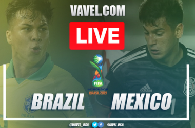 Goals and Highlights: Brasil 2-1 Mexico Sub-17, U17 World Cup Final
