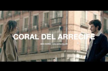 Portada del videoclip 'Coral del Arrecife' | Fuente: Youtube (MikiNuñez)