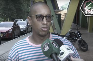 """Daniel Restrepo: """"El hincha de Bucaramanga vive muy eufóricamente este partido"""""""