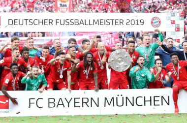 Who will win the 19/20 Bundesliga?