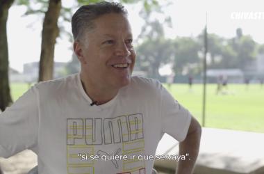 Peláez deja claro quiénes pueden salir de Chivas