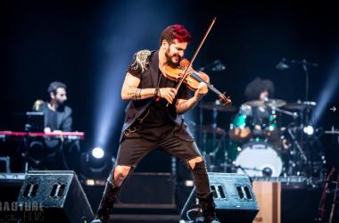 Strad, El Violinista Rebelde, llega a Alcalá de Henares el 23 de julio