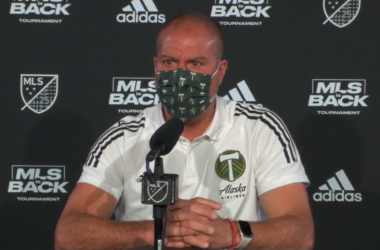 Portland Timbers looking to win another title