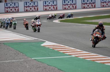 Pilotos Moto3, GP de Europa / Fuente: motogp.com