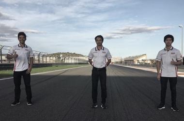 Equipo Honda Team Asia 2021 / Fuente: motogp.com