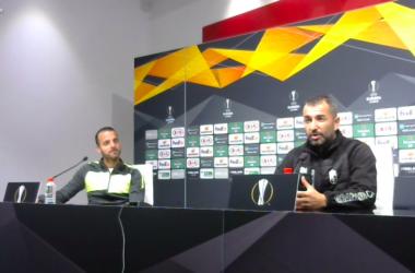 """Diego Martínez: """"Lo más importante es disfrutar de un partido grande compitiendo juntos"""""""